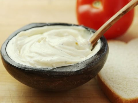 The Food Lab: How to Make Mayonnaise in Two Minutes or Less