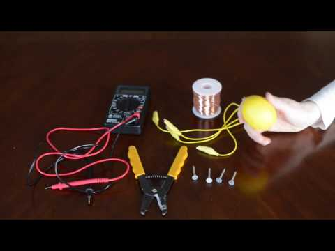 10 Easy Electricity Science Experiments