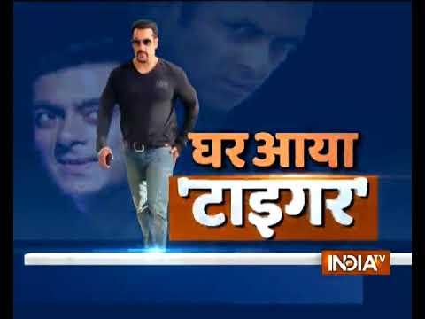 Blackbuck poaching case: Salman Khan reaches Mumbai after getting bail