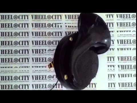 Vheelocity Universal Car Horn / Bike Horn Sound Sample
