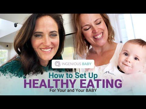 🔵 Power Foods for Healthy Brain Development - #3