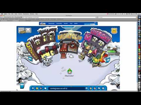We Are doing Club Penguin Videos Soon!