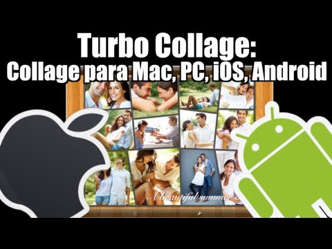 Turbo Collage: Collage Para Mac, PC, iOS, Android!!! MAA