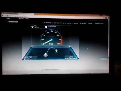 Airtel broadband speed test after fup