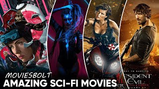 Top 9 Great Sci-Fi Movies With Unique Concept in Hindi | Best Science Fiction Movies in Hindi