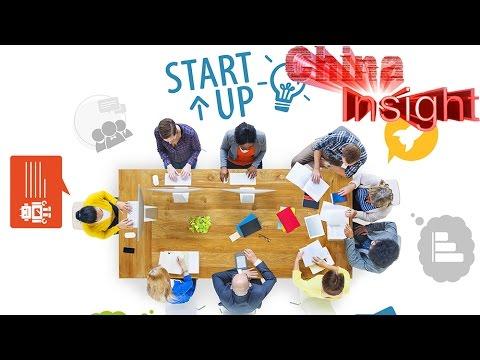 China Insight 05/14/2016 Start-up business