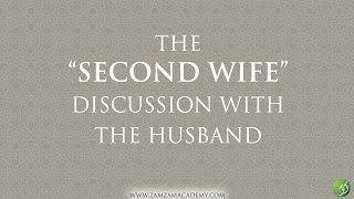"""Q&A: The """"Second Wife"""" Discussion with the Husband 