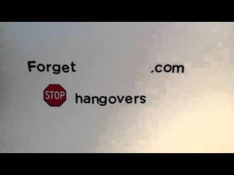 Forget hangovers hangover cure