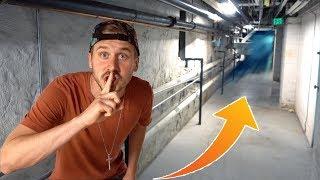 Hidden Secret Tunnels Found!? 🔦