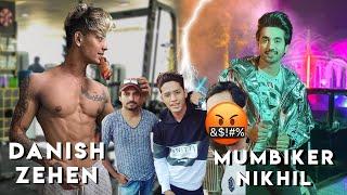 Sudharjaa Mumbiker Nikhil Exposed   Against Danish Zehen   Babas Vlogs