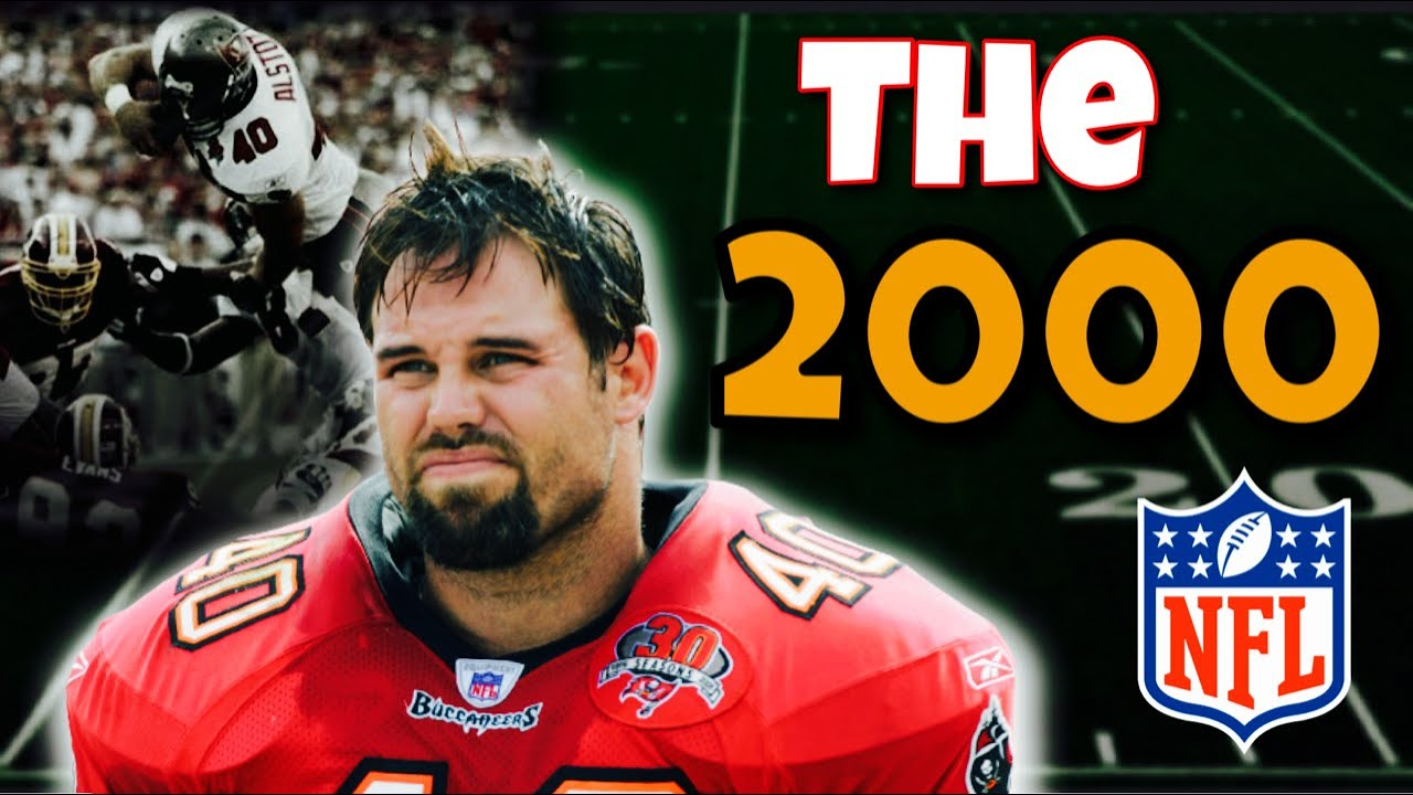 The NFL was COMPLETELY DIFFERENT in 2000 (ft. FivePoints Vids)