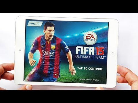 FIFA 15 Ultimate Team Gameplay iOS & Android iPhone & iPad HD
