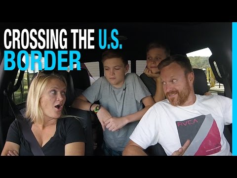 CROSSING THE US BORDER FROM MEXICO | RVING MEXICO EP 50