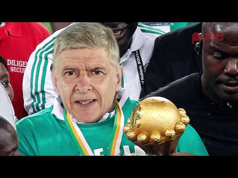 What If Arsene Wenger Was The Coach Of Nigeria's Super Eagles? | Pulse TV