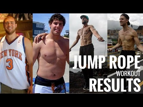 Jump Rope Workout Results