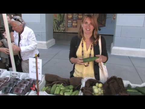 Cucumber Dip with Fresh Dill | Farmers Market Cooking Show | Episode 5 of 7