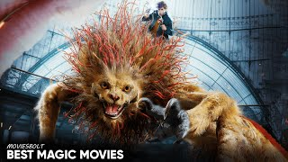 Top 10 Best Magic Fantasy Movies in Hindi | 10 जादुई फिल्मे | Best Magic Adventure Movie