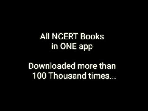 All NCERT Books | FREE android application | Download now
