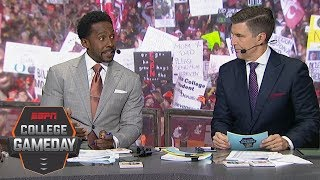 Will Michigan, Notre Dame or Texas make the College Football Playoff? | College GameDay