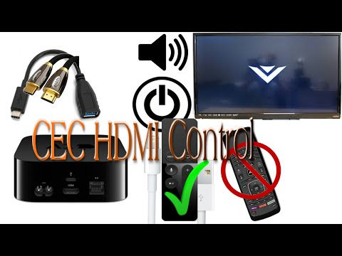 New Apple TV 4 HDMI CEC Control Volume and Power