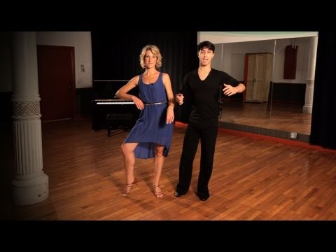 How to Do a Rumba Box Step | Ballroom Dance