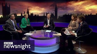 The problem of sexual harassment in Westminster – BBC Newsnight