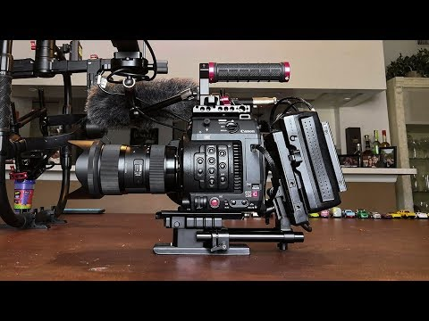 Canon C200 CFast to SSD Solution