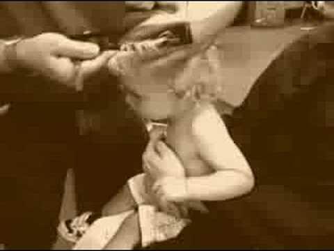 JFK's haircut 8-2008