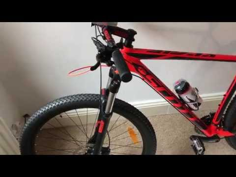 NEW Scott Scale 970 2016 mountain bike Overview