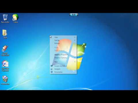 How To Hide And Show Your Recycle Bin On Your Desktop