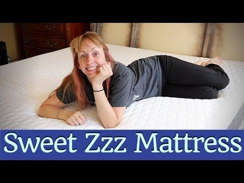 Sweet Zzz Mattress Review -  Affluent Rest Gel Memory Foam