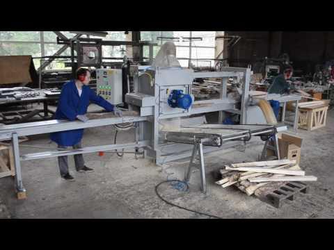 Log siding machine CEMA N