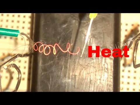 27 volt Heating element 1 amps