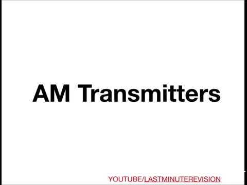 AM Transmitter | High level  Transmitter | Part 1