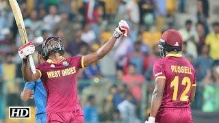 West Indies vs Sri Lanka   T20 WC 2016   Andre Fletcher