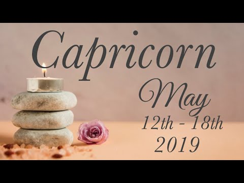 CAPRICORN MAY 12th - 18th   THEY ARE STILL HOLDING ON & WATCHING
