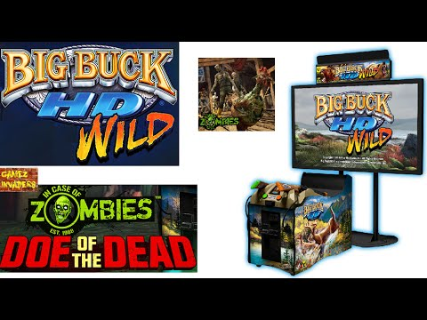 BIG BUCK HD WILD: In Case of Zombies DOE OF THE DEAD COMPLETED!!