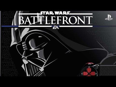 Limited Edition [Dark Vader Themed PS4 Bundle]