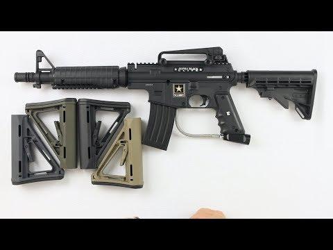 Magpul MOE Carbine Stock (Mil-Spec) - Review