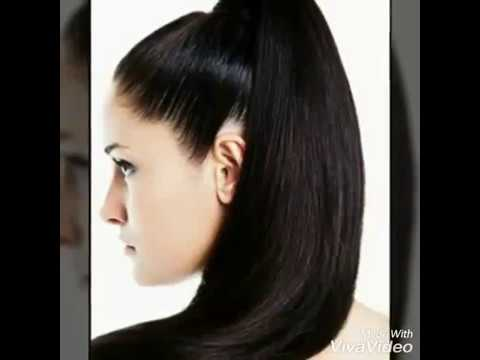 Perfect high ponytail I Indian hairstyle l long hairstyle