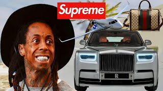 10 MOST EXPENSIVE THINGS OWNED BY LIL WAYNE