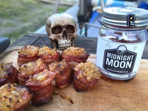 ALIEN-BBQ: BBQ with Moonshine: The Midnight Glaze