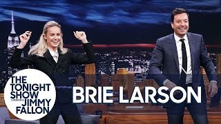 Download Brie Larson Filmed Avengers: Endgame Without Knowing She Was Captain Marvel Video