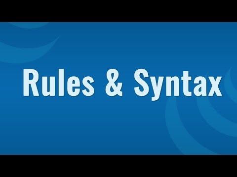 JQuery rules and syntax in Hindi - Learn JQuery in Hindi
