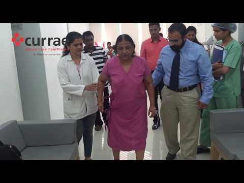 Knee replacement Surgery | A Review by Mrs. Valsala Sundaram
