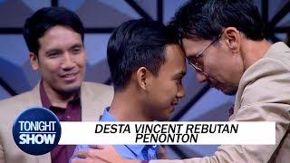 Vincent dan Penonton Ini Ngecengin Desta yang Ga Bisa Jawab Kuis