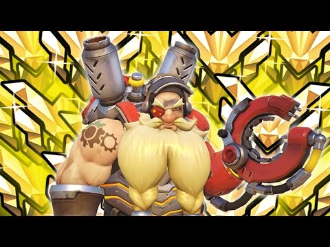 Getting to Masters by Playing Attack Torbjorn (Overwatch)