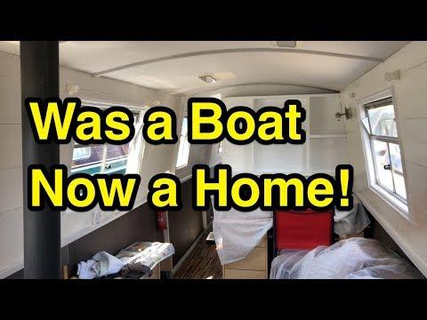 Making a Boat a Home: Getting Stuff Done!