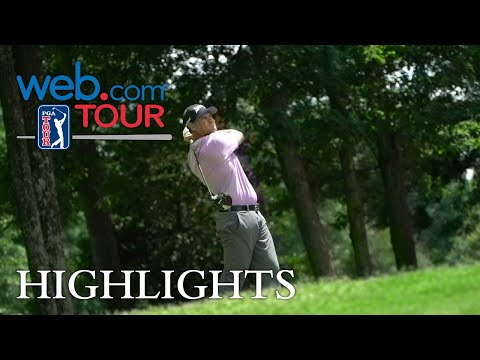 Highlights | Round 4 | BMW Charity Pro-Am