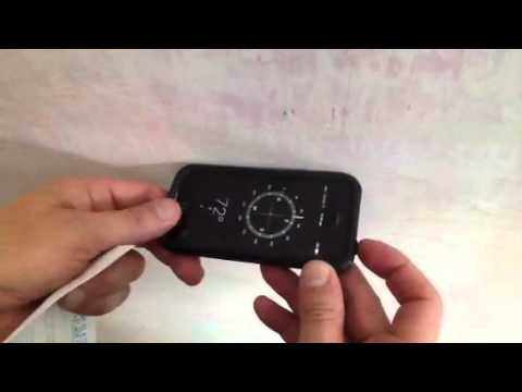 How to take a Feng Shui compass reading with an iPhone
